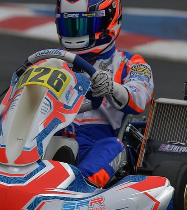 SAM POLLITT RACING JOINS THE UKC